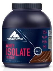 MULTIPOWER - Multipower İzole Whey Protein Tozu isolate 2000 gr Çikolata