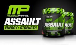 Musclepharm Assault Sport 345 gr Fruit Punch - Thumbnail