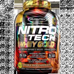 MUSCLETECH - Muscletech NitroTech Whey Gold Protein 2270 gr Çikolata