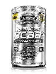 MUSCLETECH - Muscletech Essential Series Platinum BCAA 8:1:1 - 200 Tablet
