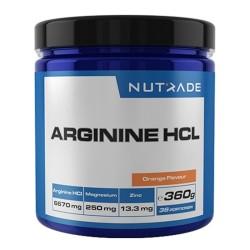 NUTRADE - Nutrade Arginine HCL 360 Gr Portakal Aroma