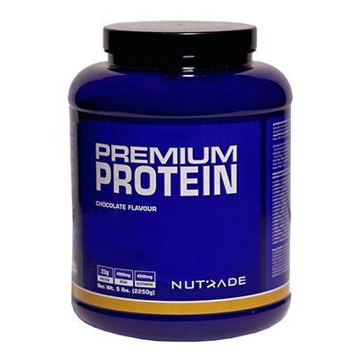 Nutrade Premium Whey Protein 2250 Gr + HEDİYE
