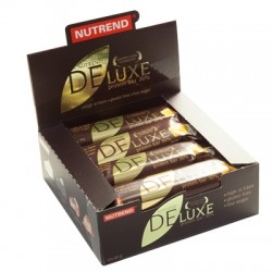 NUTREND - Nutrend Deluxe Protein Bar 60 Gr x 12 Adet