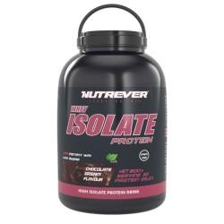 NUTREVER - Nutrever Whey Isolate Protein 900 Gr