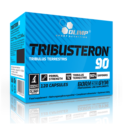 Olimp Tribusteron 90 Tribulus 120 Kapsül Demir Dikeni