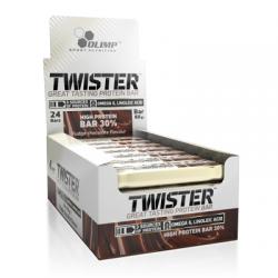 OLIMP - Olimp Twister Hi Protein Bar 60g x 24 adet Tiramisu Aroma