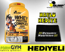 OLIMP - Olimp Whey Protein Dragon Ball Z Edition 2270 Gr