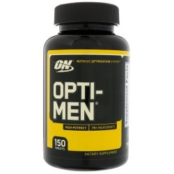 OPTIMUM - Optimum ON Opti-Men Multivitamin 150 tablet Optimen