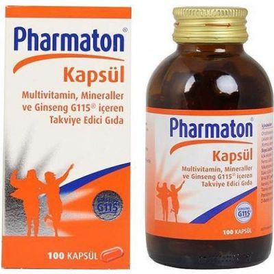 Pharmaton 100 Kapsul