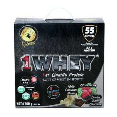 Protouch One Whey Protein Tozu 55 Servis 1760 gr