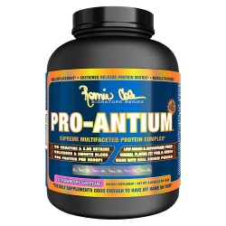 RONNIE COLEMAN - Ronnie COLEMAN Pro-Antium Protein 2550 gr Strawberry Shortcake
