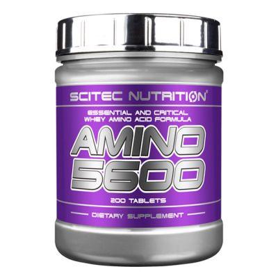 Scitec Nutrition Amino 5600 - 200 Tablet