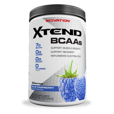 Scivation Xtend 403 gr BCAA Aminoasit Blue Raspberry