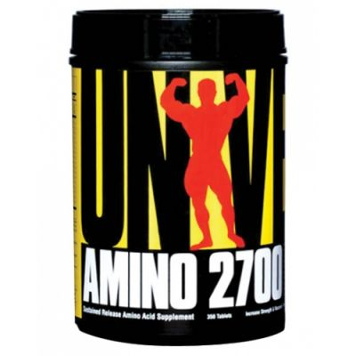 Universal Nutrition Amino 2700 350 tablet