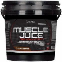 ULTIMATE - Ultimate Muscle Juice Revolution 5.05 kg Gainer Çikolata