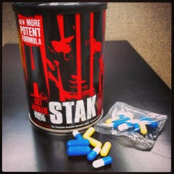 UNIVERSAL - Universal Nutrition Animal Stak 21 Packs