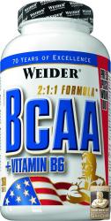 WEIDER - Weider BCAA 260 Tablet Vitamin B6