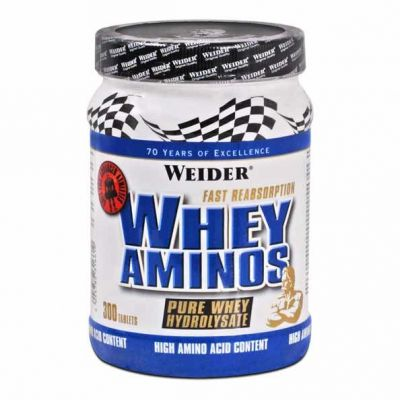 Weider Whey Aminos 300 tablet Aminoasit