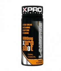 Xpro L-Carnitine Shot 6000 mg - 12 Adet - Thumbnail