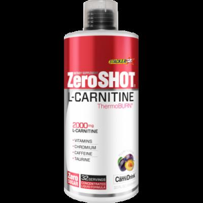 ZeroShot L-Carnitine Thermo Burn Erik 960 ML
